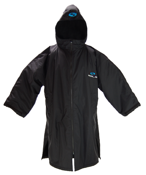 SOLA WATERPROOF CHANGING COAT / ROBE